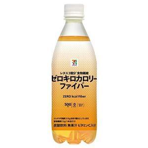 販路限定品アサヒ飲料 ゼロキロカロリーファイバー 500ml×24本|braggart4
