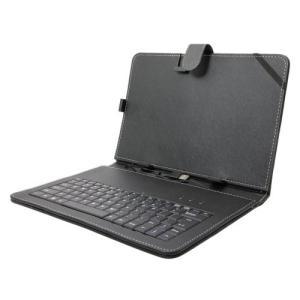 Android端末向けUSBキーボード付きレザーケース 10インチタブレットPC用 braggart4