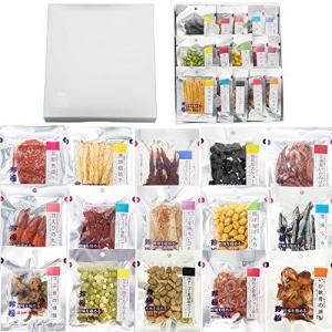 お歳暮 おつまみ ギフト セット 珍味を極める15品セット おつまみ おつまみセット 食べ物 ギフト セット 詰め合わせ|braggart4