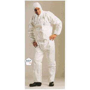 タイベック プロテックII(化学防護服) タイベックソフトウェアーII brain8