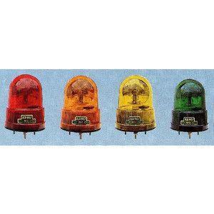 小型回転灯 (12V/24v/100V用の3種類) PMN型 回転灯|brain8