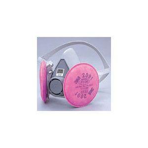 アスベスト用防塵マスク  6000/2091-RL3 3M  brain8