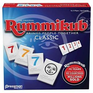 ラミィキューブ (Rummikub: The Original) ボードゲーム brainpower