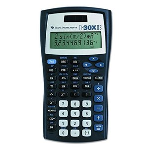 Texas Instruments 30XIIS 関数電卓 並行輸入品|brainpower