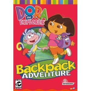 DORA THE EXPLORER BACKPACK ADVENTURE (輸入版)|brainpower