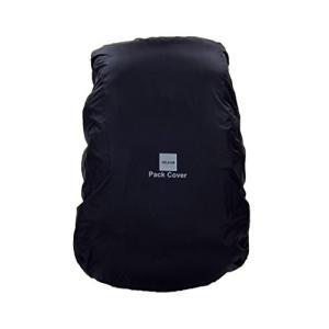 イスカ パックカバー25 ブラック 20-25L 261101|brainpower