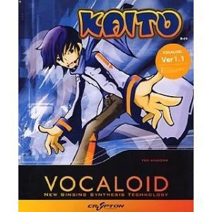 VOCALOID KAITO|brainpower