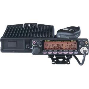 ALINCO アマチュア無線機 144/430MHz モービルタイプ 20W DR-635DV|brainpower