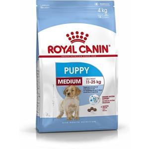 ロイヤルカナン SHN ミディアム ジュニア 犬用 4kg|brainpower