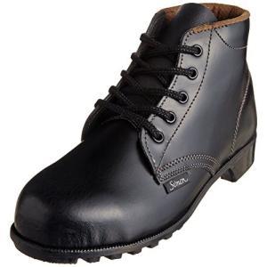 [シモン] 安全靴 JIS規格 短靴 FD22 黒 26|brainpower