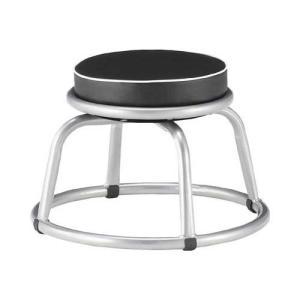TRUSCO(トラスコ) 300Φ回転作業椅子 Φ300×H330 TYZ255-33H|brainpower