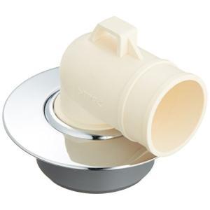 SANEI 【洗濯機ホース用の排水口取り付けパーツ】洗濯機排水口 VP・VUパイプ兼用 H551-50型 H551-50|brainpower