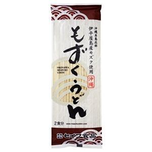 (有)セイワ食品 沖縄磯割り もずくうどん 160g(2食分)×30束|brainpower