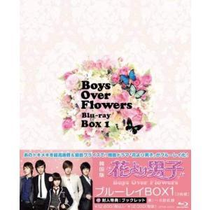 花より男子〜Boys Over Flowers ブルーレイBOX1 [Blu-ray]|brainpower