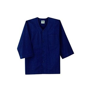 SOWA(ソーワ) ダボシャツ ネイビー Mサイズ 65011|brainpower