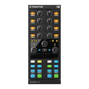 Native Instruments DJコントローラ TRAKTOR Kontrol X1 MK2|brainpower