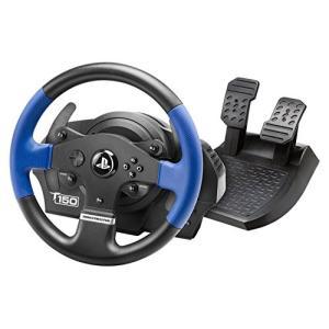 スラストマスター Thrustmaster T150 Force Feedback Racing Wheel レーシング ホイール PS3/PS4/P brainpower
