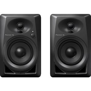 Pioneer DJ 4インチアクティブモニタースピーカー DM-40|brainpower