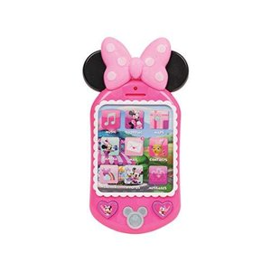 Disney(ディズニー) ミニーマウス スマホのおもちゃ スマートフォン 携帯 brainpower