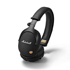 Marshall Headphones MONITOR BLUETOOTH マーシャル ヘッドホン モニター ブルートゥース ワイヤレス ブラック [ brainpower