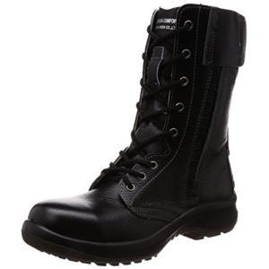 ミドリ安全 女性用長編上安全靴 LPM230Fオールハトメ 22.0cm LPM230F-22.0 安全靴(長編上靴・JIS規格品)|brainpower