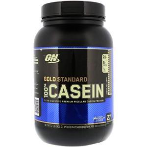 オプティマムニュートリション(Optimum Nutrition) ゴールドスタンダードカゼインプロ...