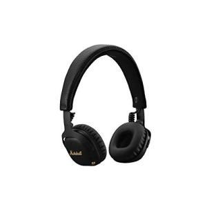 Marshall Headphones MID A.N.C Black Bluetoothノイズキャンセリングヘッドホン マーシャルヘッドフォンズ brainpower