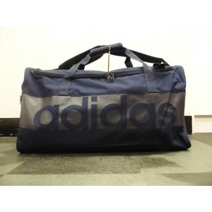 adidas Originals  リニアロゴチームバッグM   (カレッジネイビー/カレッジネイビ...