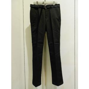 FRED PERRY (フレッドペリー) Slim Trousers (F4195)ブラック