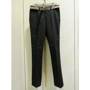 FRED PERRY (フレッドペリー) Slim Trousers (F4195)ネイビー