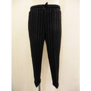 FREDPERRYStriped Track Pants  (BLACK MARL STRIPE) ...