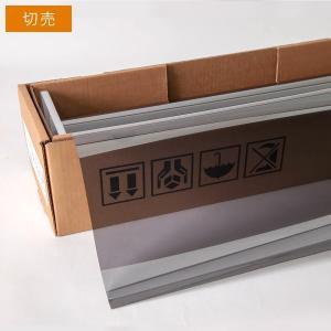 窓ガラスフィルム エクリプス20(ハーフミラー22%) 50cm幅×長さ1m単位切売|braintec