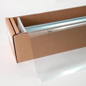 窓ガラスフィルム 透明断熱フィルム IR透明断熱85(85%) 1m幅×30mロール箱売|braintec