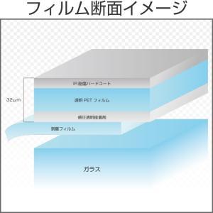 窓ガラスフィルム 透明断熱フィルム IR透明断熱88(88%) 1m幅×長さ1m単位切売|braintec|02