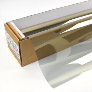 窓ガラスフィルム スパッタゴールド60 幅広1.5m幅×30mロール箱売|braintec