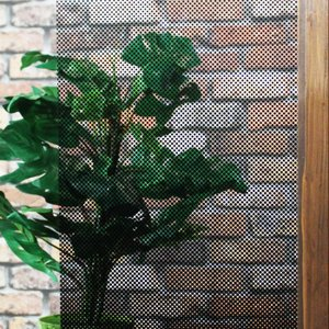 窓ガラスフィルム デザインシート グラデーション・ブラック 1.5m幅×1m単位切売|braintec|03
