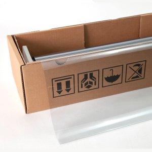 カーフィルム 透明断熱フィルム IRフィルム IR透明断熱80(79%) 1.5m幅×30mロール箱売|braintec