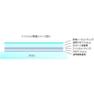 カーフィルム スパッタゴールド75(73%) 50cm幅×30mロール箱売 braintec 04
