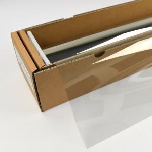 NSN80GD60-015/015 カーフィルム スパッタゴールド80(80%) 1.5m幅×30mロール箱売|braintec