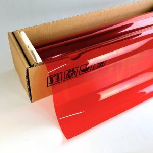 カーフィルム カラーフィルム(赤) アリゾナレッド(22%) 50cm幅×1m単位切売|braintec