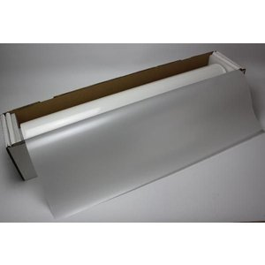 窓ガラスフィルム デザインシート ホワイトマット 61cm幅×長さ1m単位切売|braintec