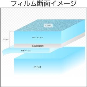 窓ガラスフィルム すりガラス調 ホワイトマット60 ガラスフィルム 92cm幅×長さ1m単位切売|braintec|02