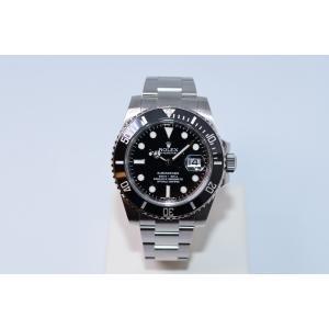 中古・新品仕上げ済み  ロレックス ROLEX サブマリーナ デイト 116610LN (ギャランティーカードあり) 時計 メンズ|brand-forest-shop2