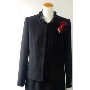 日本製 ジャガード織 3点セットスーツ|brand-formal-store
