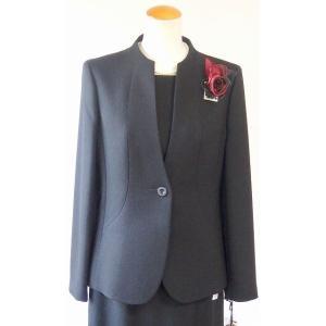 LAPINE FORMAL(ラピーヌ フォーマル)スタンドカラー  ウール素材100% スーツ|brand-formal-store