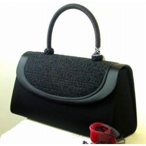 日本製 岩佐 米沢織 編み手 フォーマルバッグ|brand-formal-store