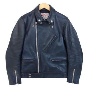 ADDICT CLOTHES アディクトクローズ AD-03 BRITISH ASYMMETRY JACKET ネイビー系 34【中古】|brand-life