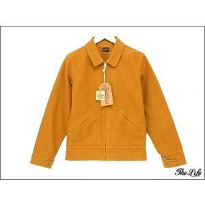 中古 美品 TENDERLOIN T-MOLESKIN ZIP JKTジャケットS|brand-life