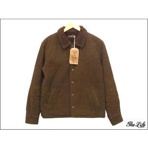 中古 TENDERLOINテンダーロインT-SADDLE CORDUROYジャケットS|brand-life