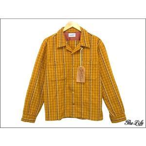 中古 美品 TENDERLOINテンダーロインT-WOOL SHT DOTシャツM|brand-life